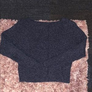 Abercrombie & Fitch knitted sweater wool